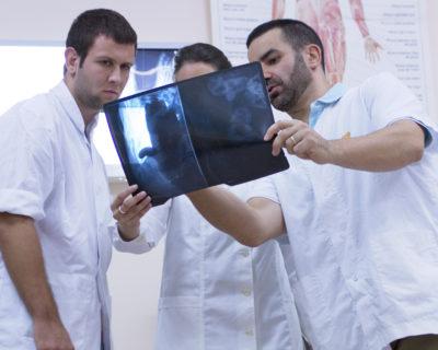 Cicle Formatiu de Grau Superior d'Imatge per al diagòstic i medicina nuclear
